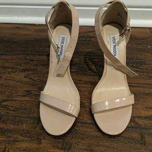 Real love SM Nude heels
